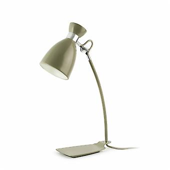 Faro - Retro olivengrønn pulten lampen FARO20004