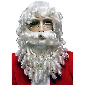 Kihara Santa asetettu valkoinen