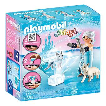 Playmobil 9353 Winter Blossom prinses