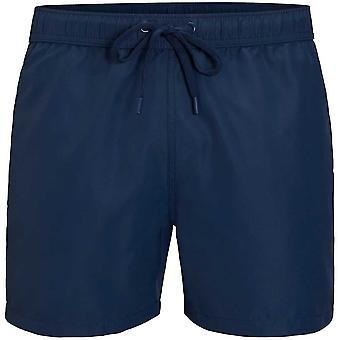 Bjorn Borg Logo Tape Swim Shorts, Insignia Blue