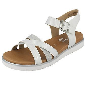 Ladies Remonte Strappy Sandals D4052