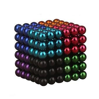 Boules magnétiques à construire et à apprendre avec la couleur