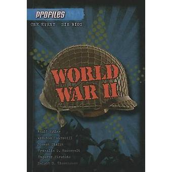 World War II - Adolf Hitler - Winston Churchill - Josef Stalin - Frank