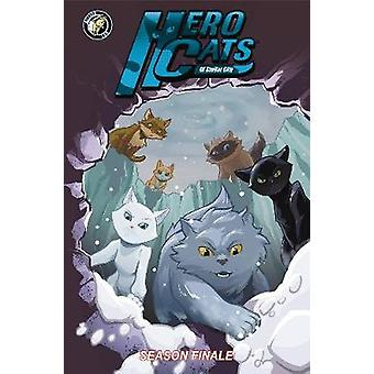 Hero Cats - Season Finale Volume 7 by Kyle Puttkammer - 9781632293749