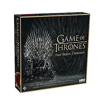 Game of Thrones HBO The Iron Throne Game