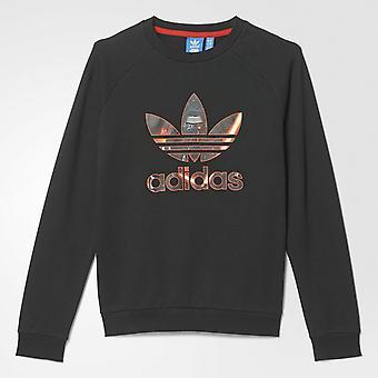 Adidas Originals Kids Star Wars vilão tripulação moletom