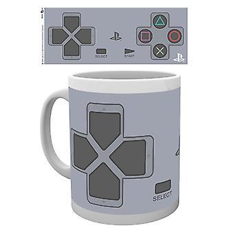 Contrôle total de la PlayStation en boîte tasse à boire