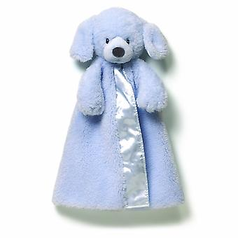 Plush - Baby Gund - Fluffey Huggybuddy - Blue New Soft Doll Toys 4040411