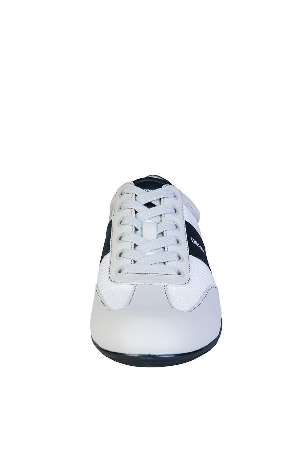 Emporio Armani Lace-up Trainers X4C475 XL473