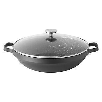 BergHOFF Chinese wok con coperchio cm 32
