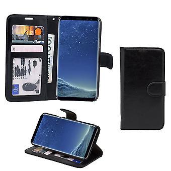 Skórzany portfel/wypadku Samsung Galaxy S8