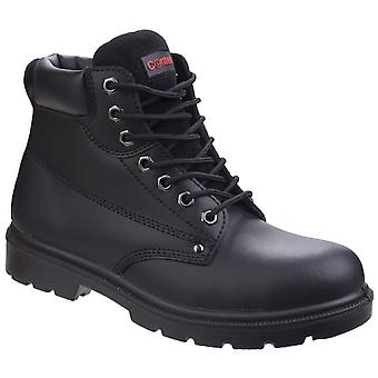 Centek Unisex FS331 Classic Ankle S3 Black Safety Boot Black