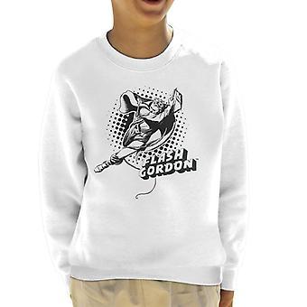 Flash Gordon reb swing kid ' s sweatshirt