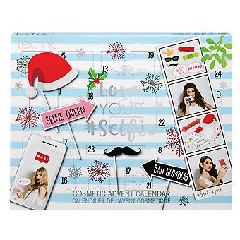 Technic Love Your Selfie Cosmetic Filled Advent Calendar
