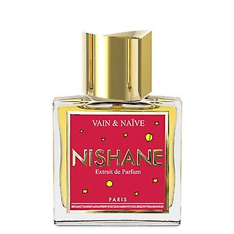 Vain & Navie door Nishane Extrait de parfum 1.7 oz/50ml spray nieuw in doos