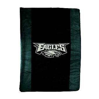 Denali Philadelphia Eagles Football Micro Raschel Plush Throw Blanket
