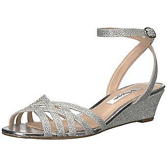Nina Womens Faria Open Toe Special Occasion Platform Sandals