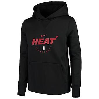 Nike Nba Miami Heat Youth Performance Spotlight Hood Nike Nba Miami Heat Youth Performance Hood