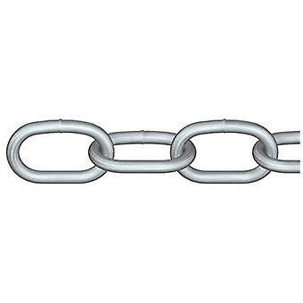 dörner + helmer 171800G Link chain Grey Steel zinc galvanized 30 m