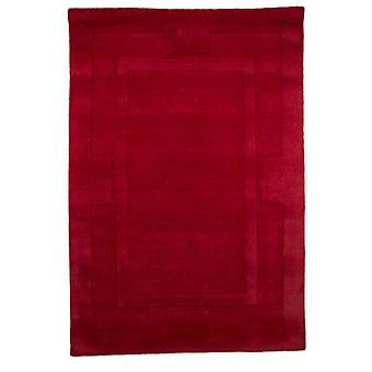 Sierra Apollo Rug - Rectangular - Red