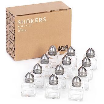 Mini Salt shakers, 12-pack