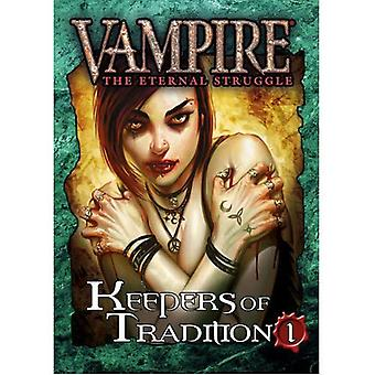 Vampire The Eternal Struggle Keepers of Tradition Bundle 1 Expansion Pack
