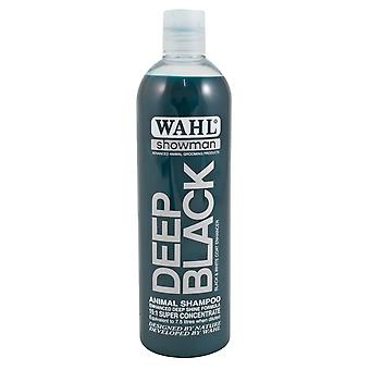 Wahl Showman Deep Black Shampooing