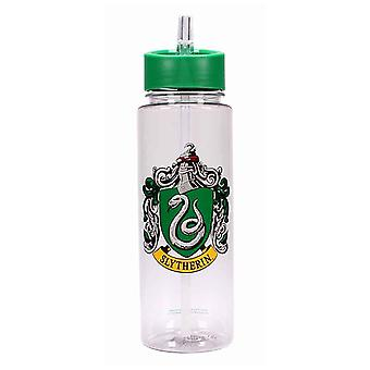 Harry Potter Water Bottle Slytherin House Crest nouvelle transparence officielle