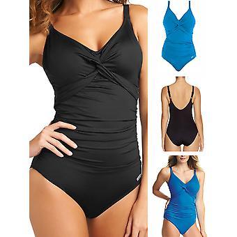 Versailles Twist Control Swimsuit