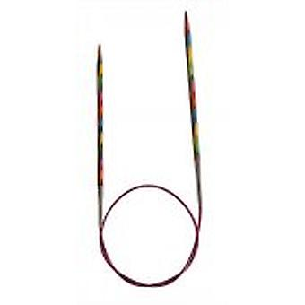 Symfonie: Knitting Pins: Circular: Fixed: 150cm x 9.00mm