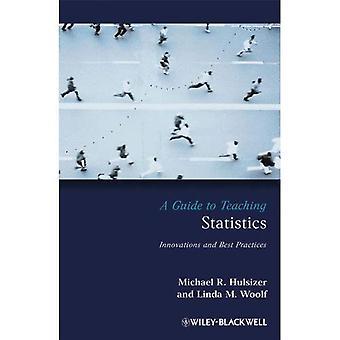 Leitfaden für die Lehre der Statistik (psychologische naturwissenschaftlichen Unterricht)