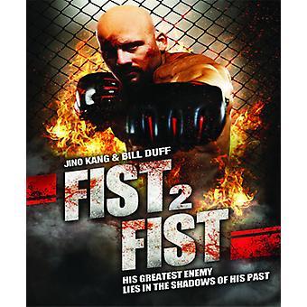 Fist 2 näve [Blu-ray] USA import