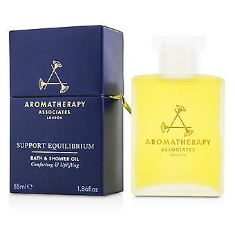Support - Equilibrium Bath & Shower Oil - 55ml/1.86oz