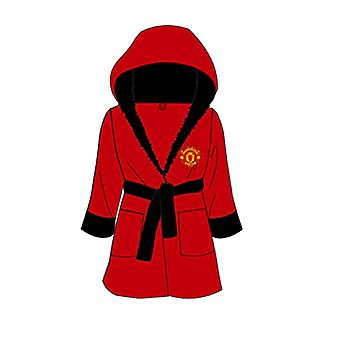 Manchester United FC Kids Bath Robe