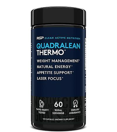 Rsp quadralean thermo - fat burner, energy, weight management, appetite control