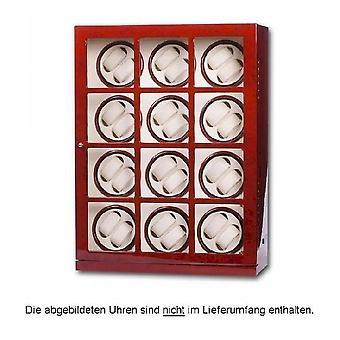 Portax Watchwinder collector 24 watches Burlwood 1002216001