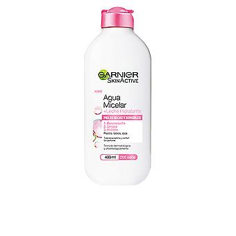 Garnier Skinactive Agua micelar + leche hidratante 400 ml unisex
