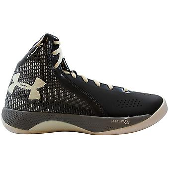 Under Armour Micro G Torch Stealth/White-Carbon 1246940-036 Men's