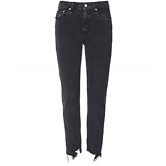 AGOLDE Toni Mid Rise Lige Ben Jeans
