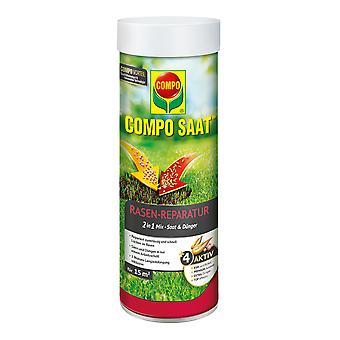COMPO SAAT® mezcla de reparación de césped, 360g
