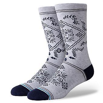 Stance Inline Men's Socks ~ Bandero grey