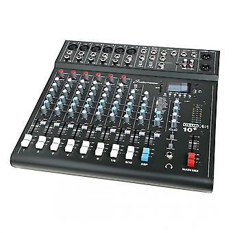 Studiomaster Club Xs 10+ 8 Channel Mixer