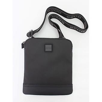 BOSS Athleisure Hyper Zip Envelope Bag - Zwart