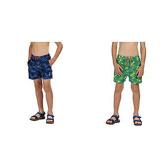 Regatta Kids Skander II Quick Drying Swim Shorts