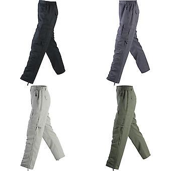 James en Nicholson Mens Zip-Off Pants