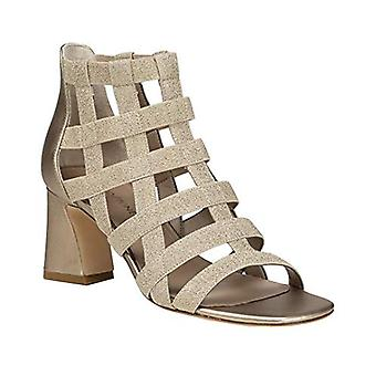 Donald J Pliner Womens VISTO-ME Leather Open Toe Casual Strappy Sandals