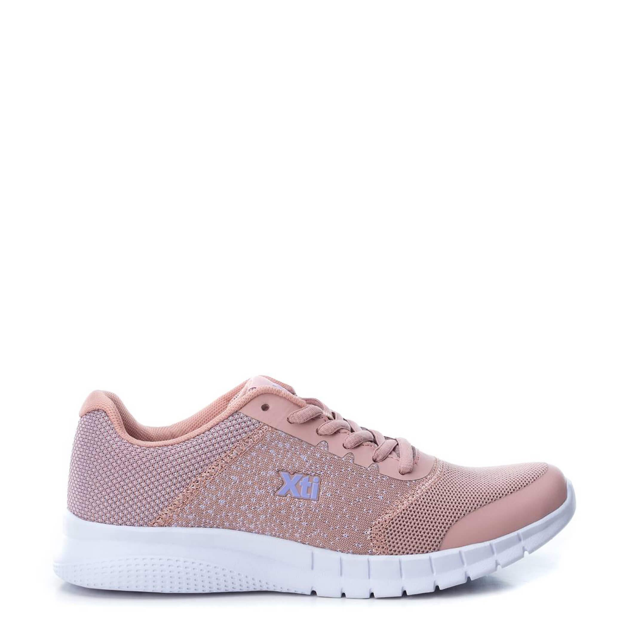 Xti Original Women Spring/Summer Sneakers - Pink Color 41929 oNsLO