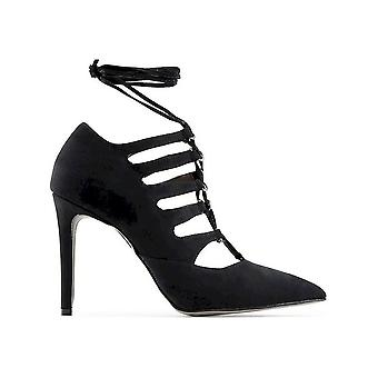 Made in Italia - Shoes - High Heels - MORGANA-NERO - Mulheres - Preto - 41