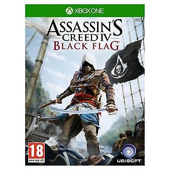Assassins Creed IV (4) Black Flag Xbox One Game
