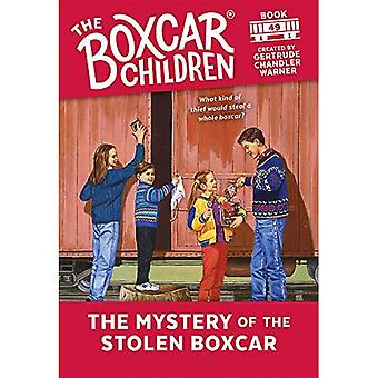 The Mystery of the Stolen Boxcar (Boxcar Children)